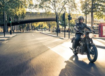 2017 Triumph Bonneville T100 Black in Greensboro, North Carolina