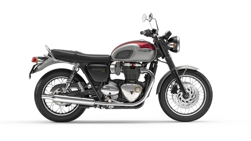 2017 Triumph Bonneville T120 in Dallas, Texas