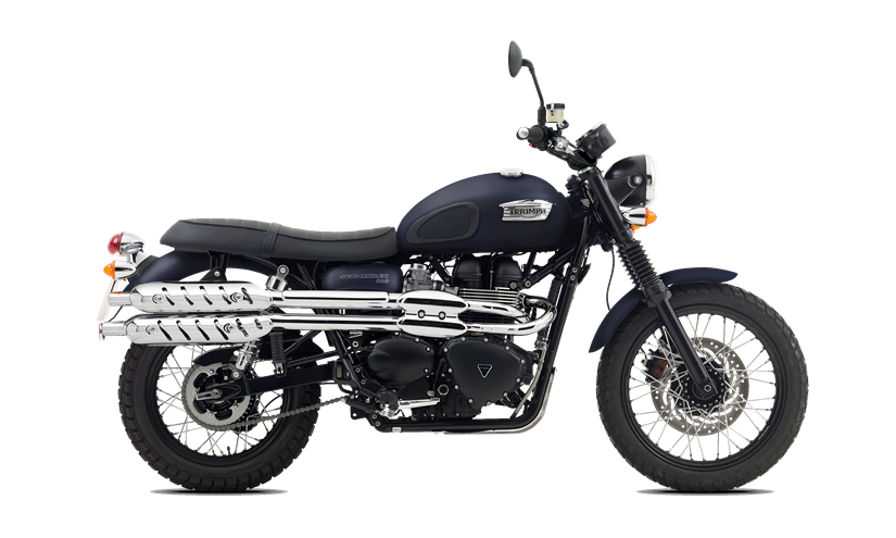 2017 Triumph Scrambler in Shelby Township, Michigan