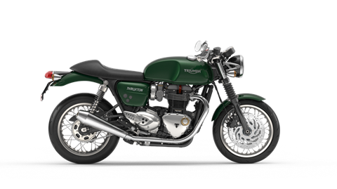 2017 Triumph Thruxton 1200 in Stuart, Florida