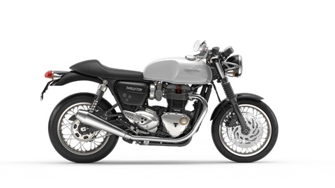 2017 Triumph Thruxton 1200 in Katy, Texas