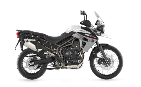 2017 Triumph Tiger 800 XCA in Stuart, Florida