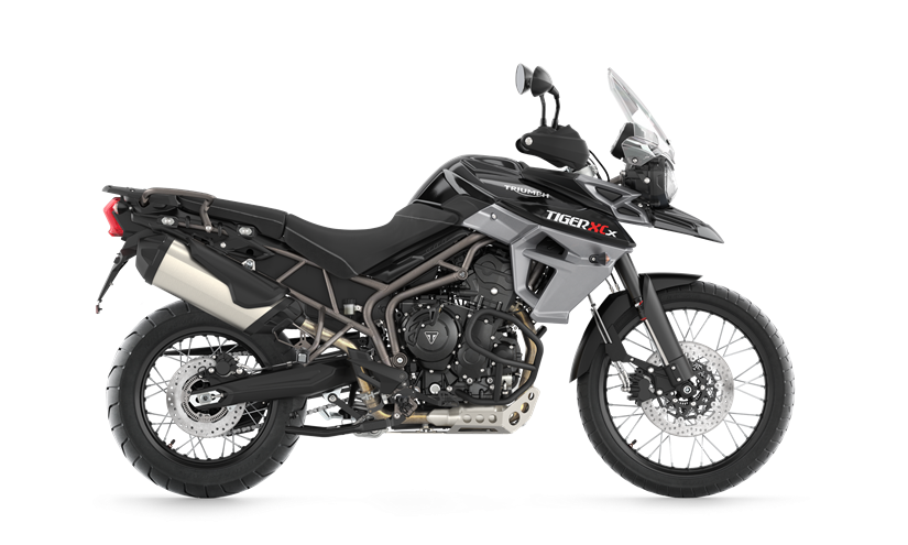 2017 Triumph Tiger 800 XCx in Shelby Township, Michigan