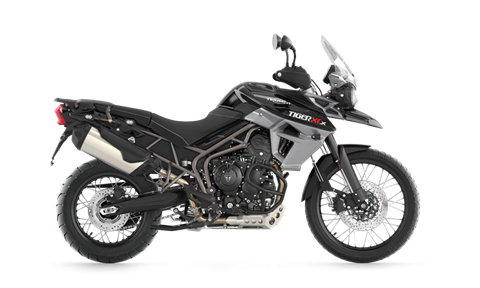 2017 Triumph Tiger 800 XCx in San Bernardino, California