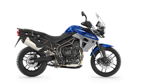 2017 Triumph Tiger 800 XRX in Greensboro, North Carolina
