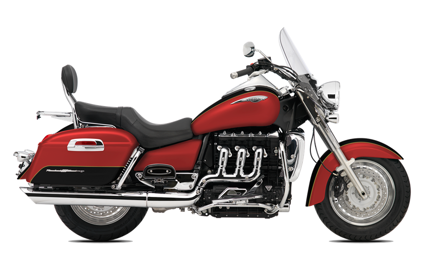2017 Triumph Rocket III Touring in Simi Valley, California