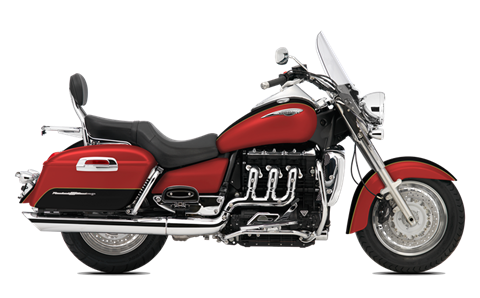 2017 Triumph Rocket III Touring in Shelby Township, Michigan