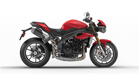 2017 Triumph Speed Triple S in Greensboro, North Carolina