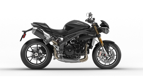 2017 Triumph Speed Triple S in Dubuque, Iowa