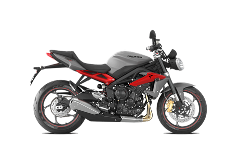 2017 Triumph Street Triple R in Greensboro, North Carolina