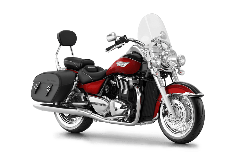 2017 Triumph Thunderbird LT in Port Clinton, Pennsylvania