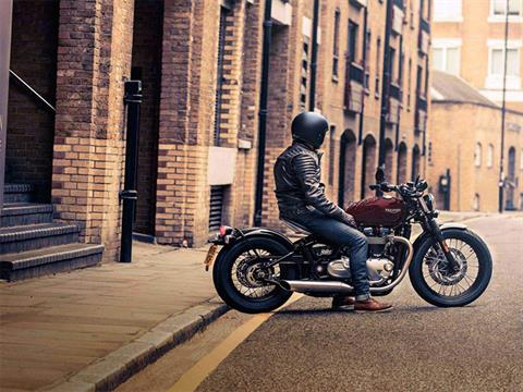 2018 Triumph Bonneville Bobber in New York, New York