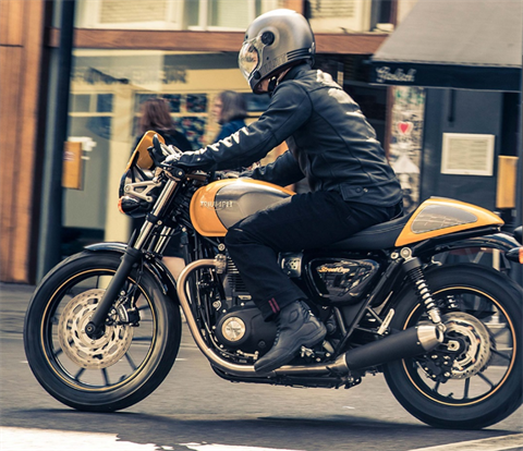 2018 Triumph Street Cup in New York, New York