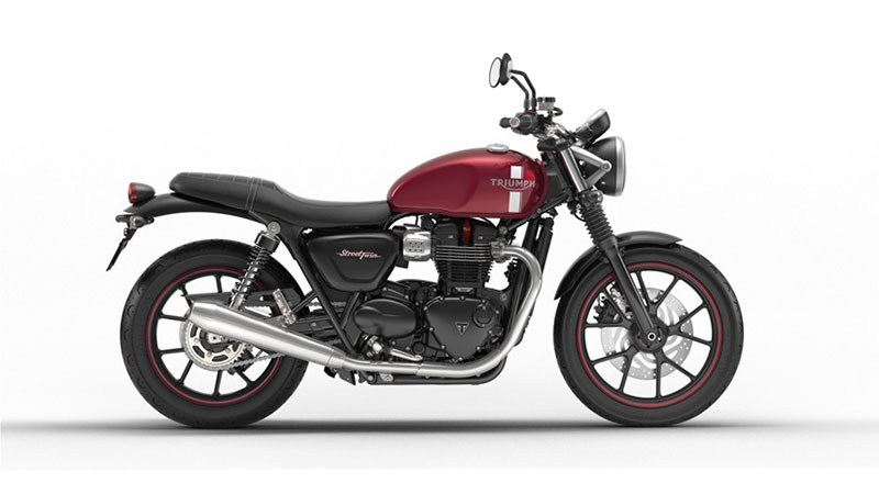 2018 Triumph Street Twin in New York, New York