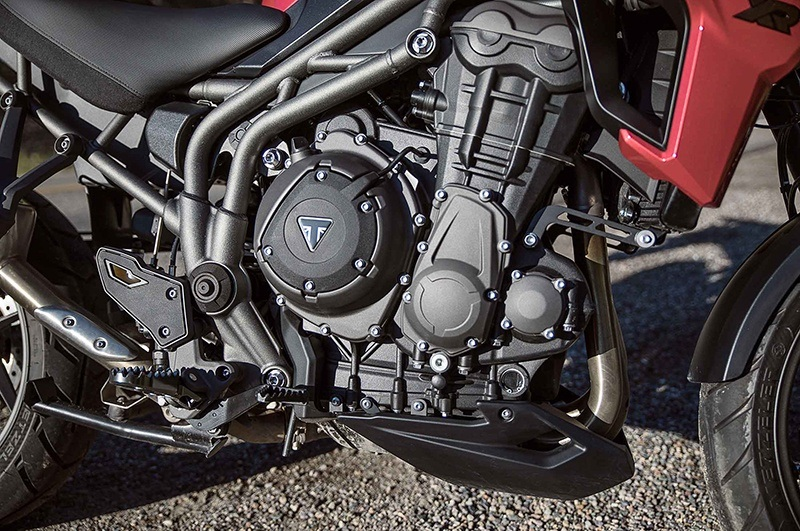 2018 Triumph Tiger 1200 XR in New York, New York