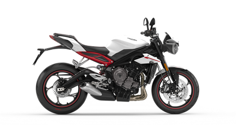2018 Triumph Street Triple R in Greensboro, North Carolina