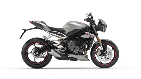 2018 Triumph Street Triple RS in Greensboro, North Carolina
