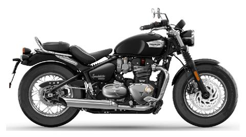 2022 Triumph Bonneville Speedmaster in San Jose, California