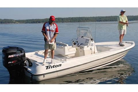 2016 Triton 220 LTS Pro in Fort Smith, Arkansas
