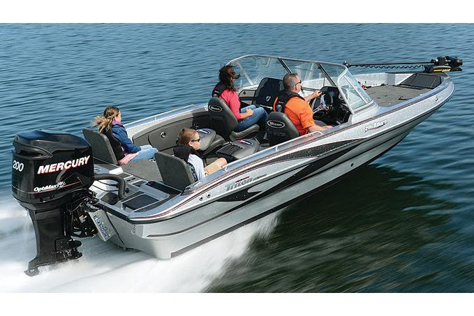 2016 Triton 206 Allure in Fort Smith, Arkansas