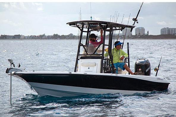2017 Triton 260 LTS Pro in Holiday, Florida