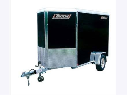 2016 Triton Trailers CT-126S in Le Roy, New York