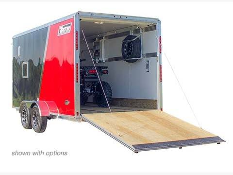 2016 Triton Trailers PR-168 in Le Roy, New York