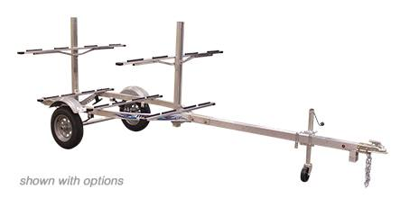 2017 Triton Trailers KL With Single Mast Kit in La Marque, Texas