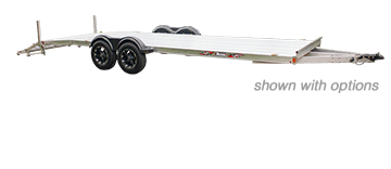 2017 Triton Trailers AUX2282 in Le Roy, New York