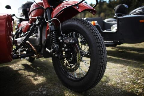 2016 Ural Motorcycles cT in Idaho Falls, Idaho
