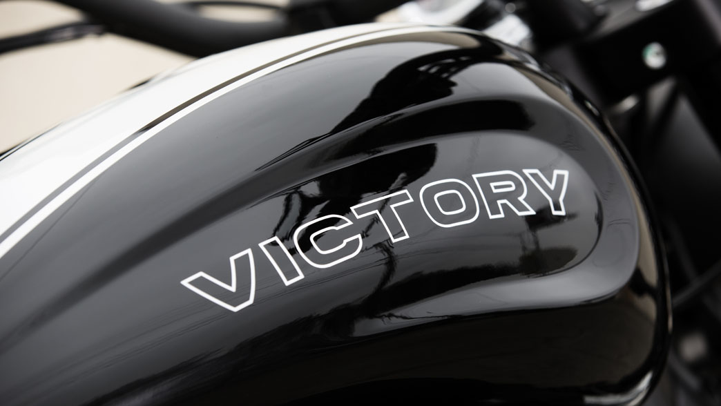 2017 Victory Hammer S in Littleton, New Hampshire