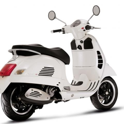 2016 Vespa GTS 300 i.e. Super ABS in Albuquerque, New Mexico