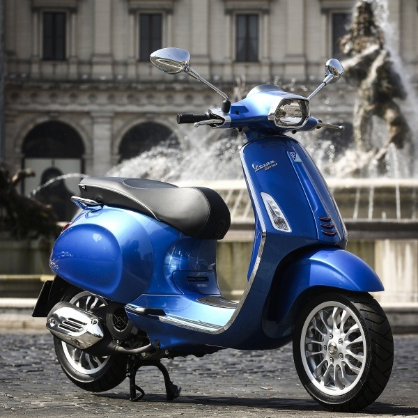 2016 Vespa Sprint 150 ABS in Albuquerque, New Mexico