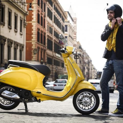 2016 Vespa Sprint 50 in Columbus, Ohio