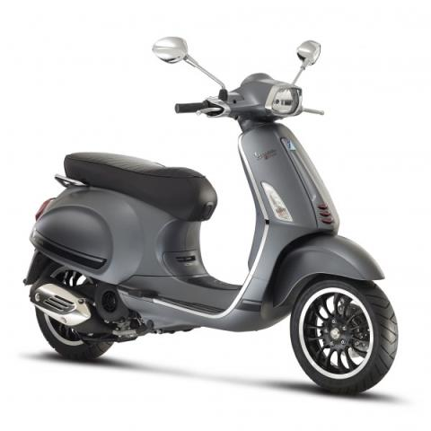 2016 Vespa Sprint S 150 ABS in Southampton, New York