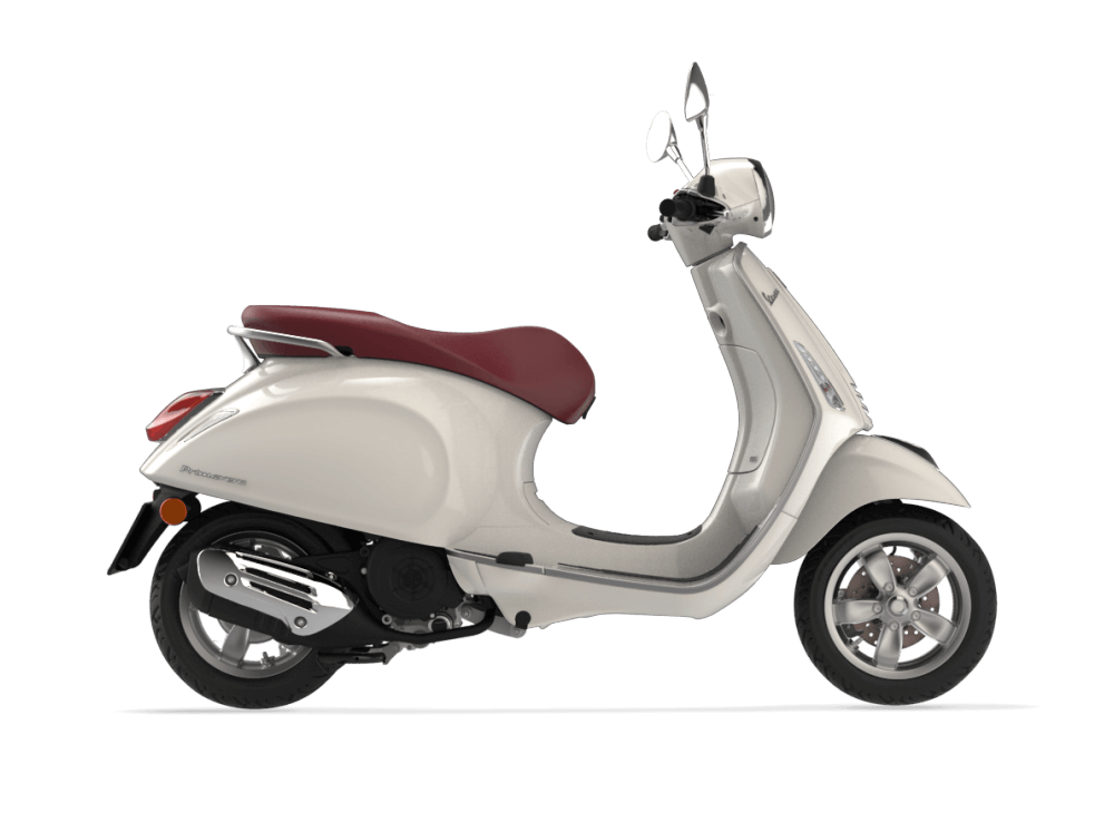 2017 Vespa Primavera 150 3V iGET ABS in Columbus, Ohio