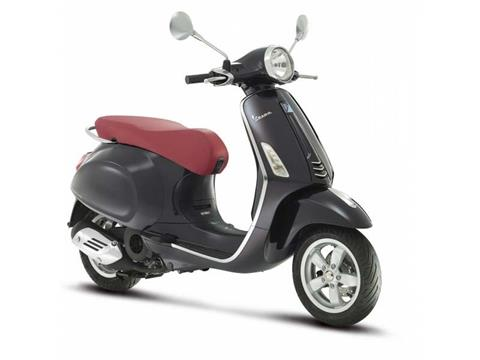 2017 Vespa Primavera 150 3V iGET ABS in Anchorage, Alaska
