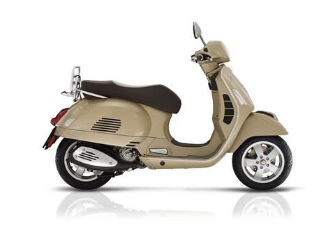 2018 Vespa GTS 300 ABS ASR in Ferndale, Washington