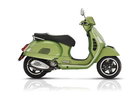 2018 Vespa GTS Super 300 in Ferndale, Washington
