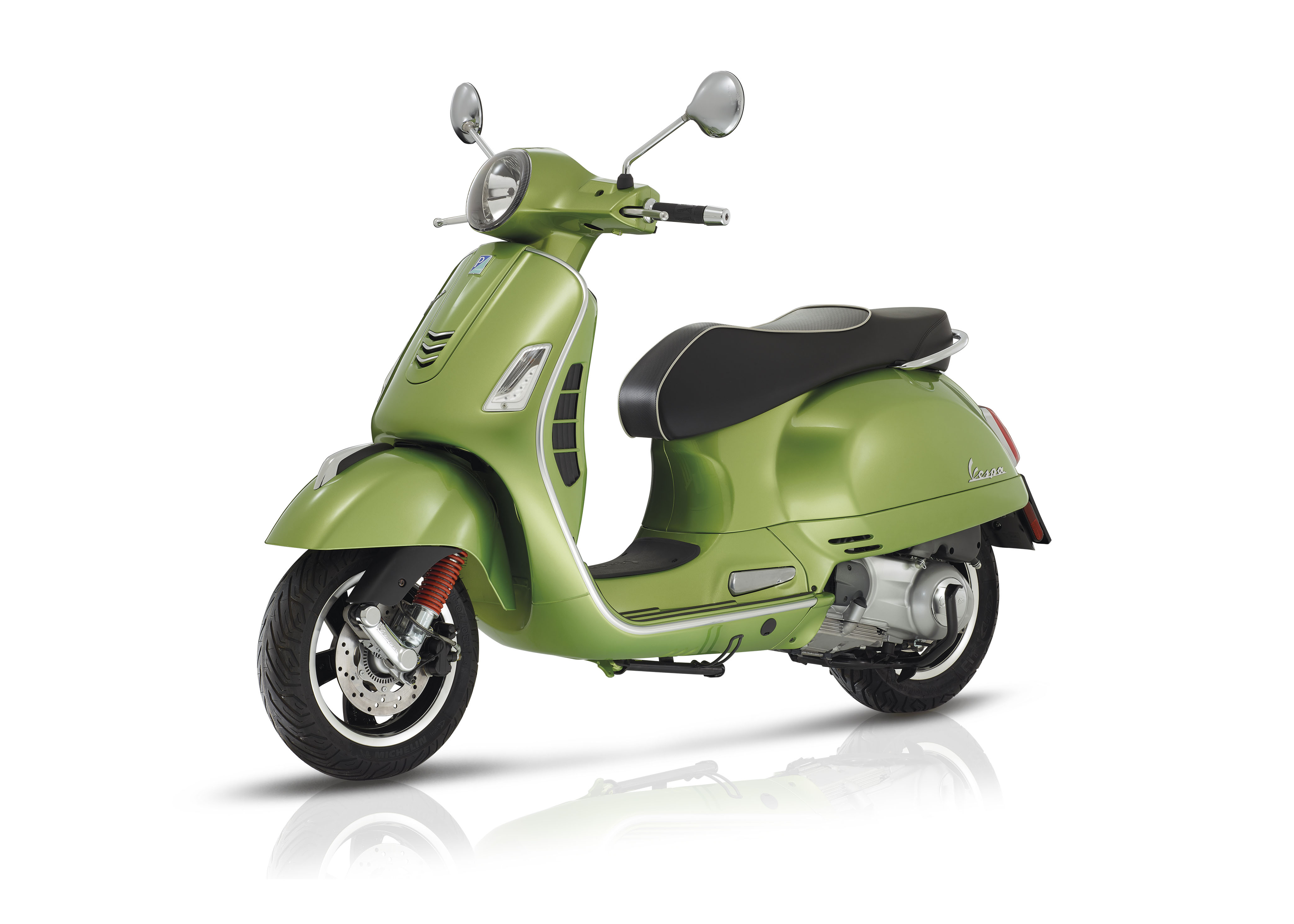 New 2018 Vespa Gts Super 300 Scooters In Greenwood Village