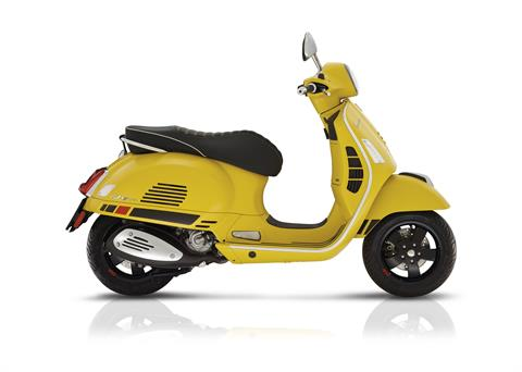 2018 Vespa GTS Super Sport 300 in Ferndale, Washington