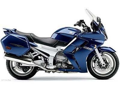 2005 Yamaha FJR1300 in Ottawa, Kansas