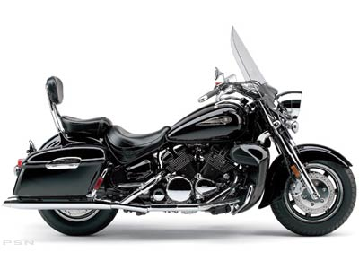 2006 Yamaha Royal Star® Midnight Tour Deluxe in Monroe, Michigan
