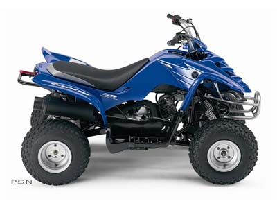 2007 Yamaha Raptor 50 in Lumberton, North Carolina