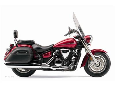 2007 Yamaha V Star® 1300 Tourer in Monroe, Michigan