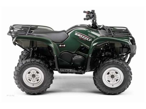 2009 Yamaha Grizzly 700 FI Auto. 4x4 EPS in Pound, Virginia