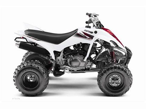 2010 Yamaha Raptor 350 in Moses Lake, Washington