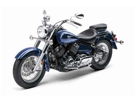 2010 Yamaha V Star 650 Classic in Hamburg, New York