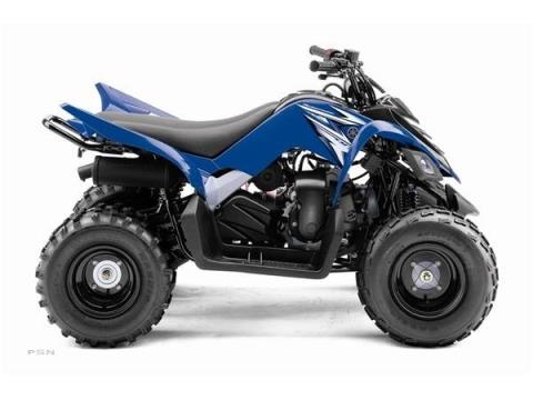 2011 Yamaha Raptor 90 in Danville, West Virginia