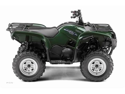 2011 Yamaha Grizzly 550 FI Auto. 4x4 EPS in Marietta, Ohio